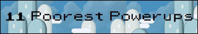 powerups banner