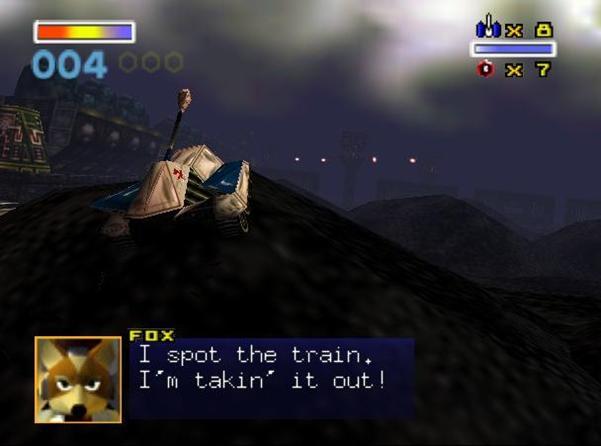Spot the Train