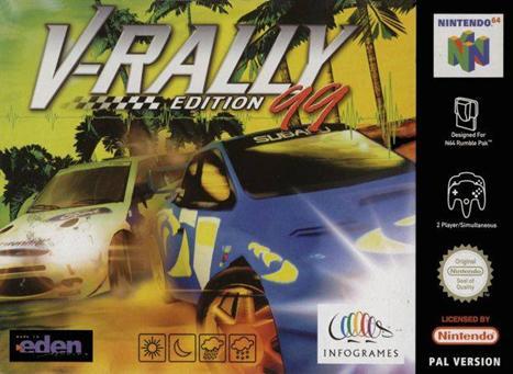 V Rally 99