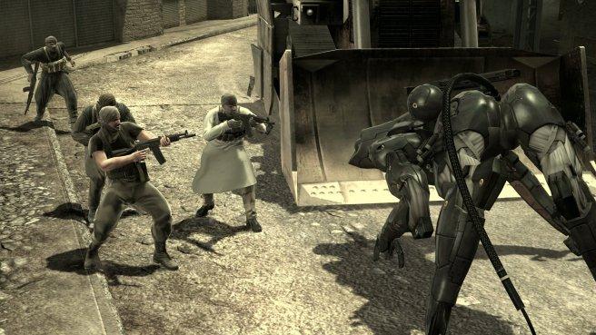 MGS4 militia