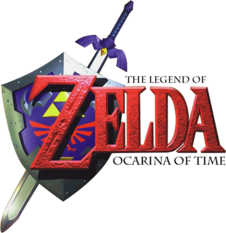 The_Legend_of_Zelda_-_Ocarina_of_Time_(logo)