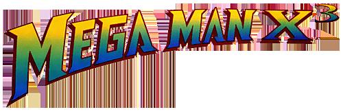 Mega_Man_X3_logo