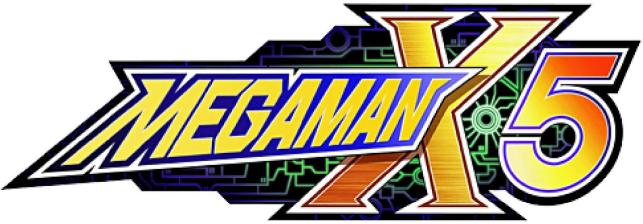 Mega Man X5 Logo