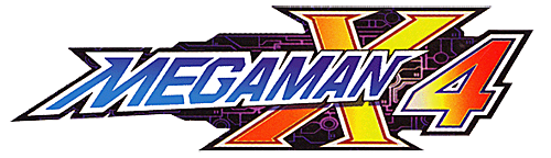 Mega_Man_X4_logo