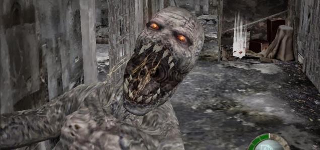 Scary Regenerador