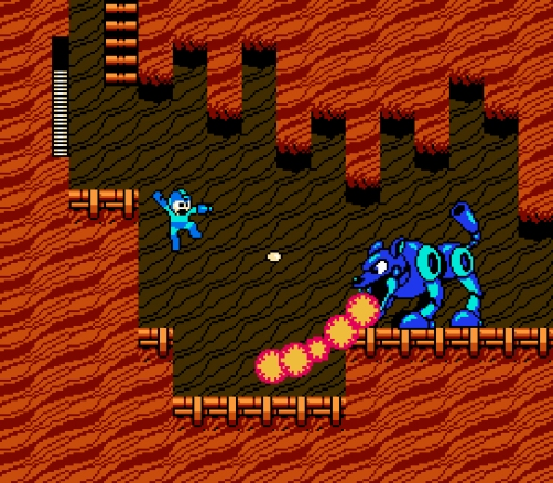 Top 5 NES Megaman 2