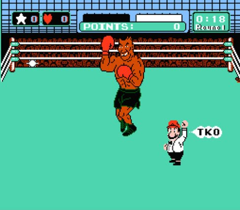 Top 5 NES Punch Out Mario