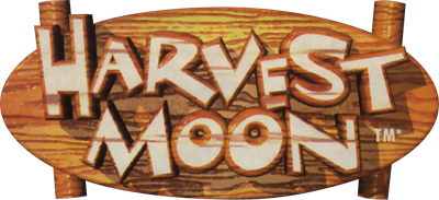 harvest moon snes logo