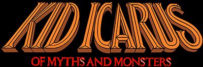 kid icarus of myths